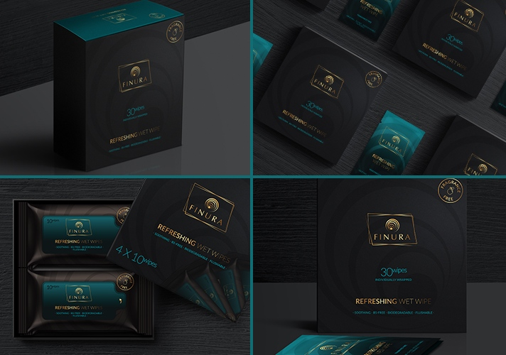 Premium Wet Wipes Packaging